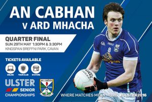 Travel advice for Cavan v Armagh