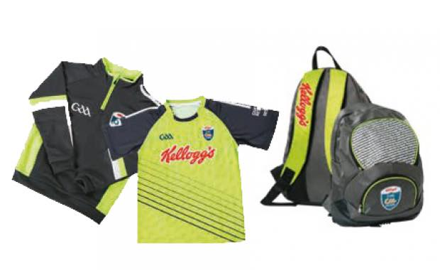 Cúl Camp kits available to purchase