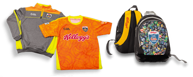 Limited Cúl Camp kits available to purchase