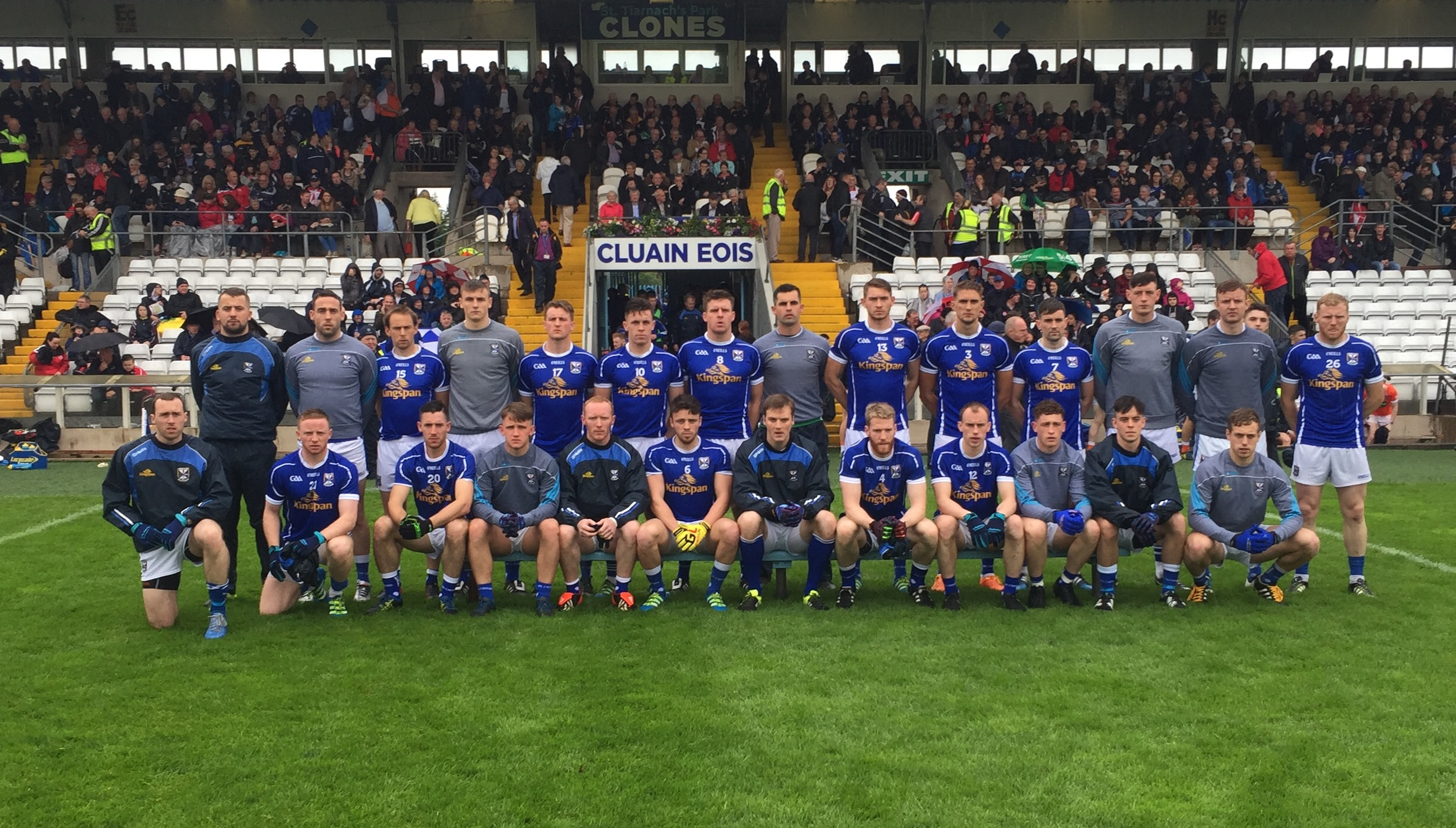 Team named for Ulster SFC Semi Final Replay