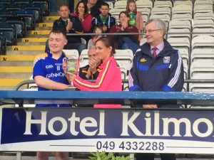 Longford win Inaugural Shane Mulholland Tournament