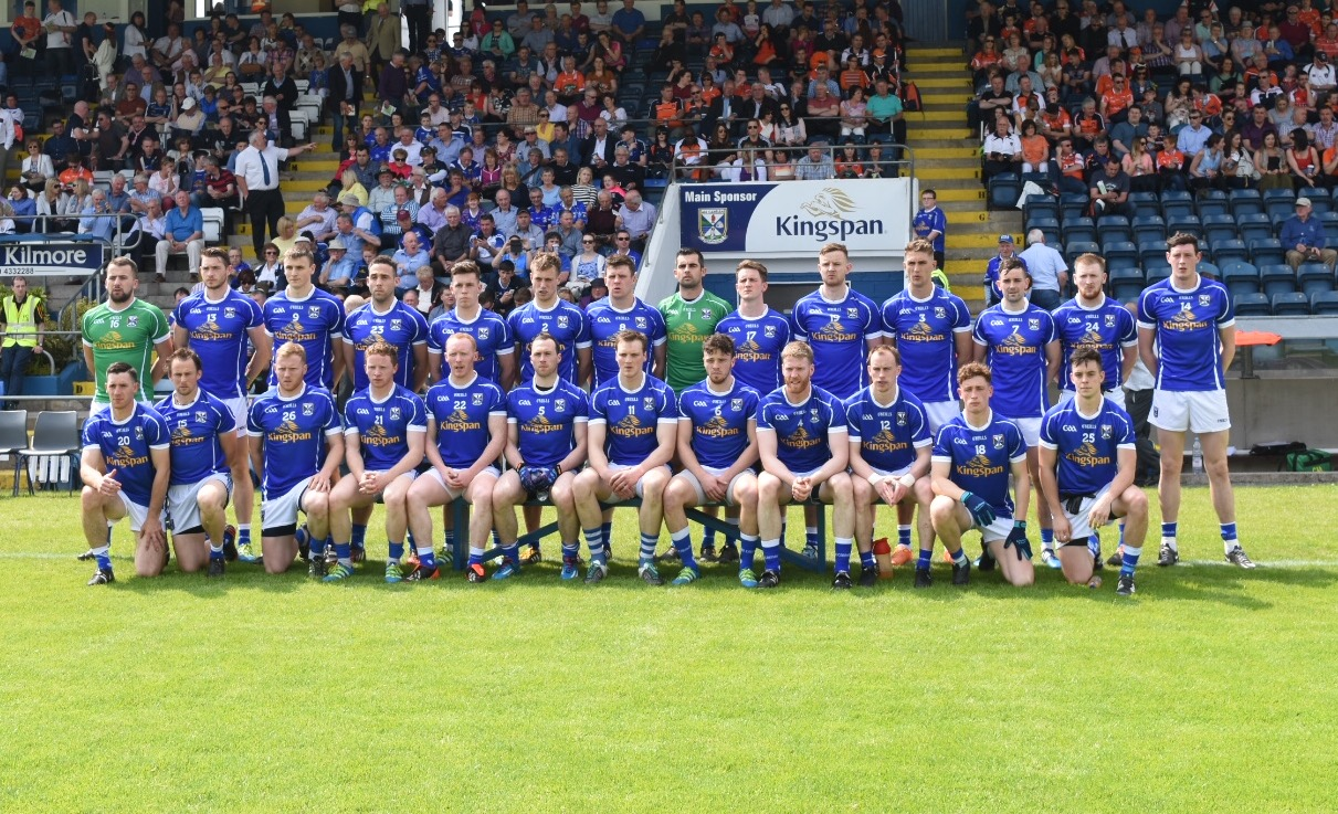 Starting Team to Play Tyrone