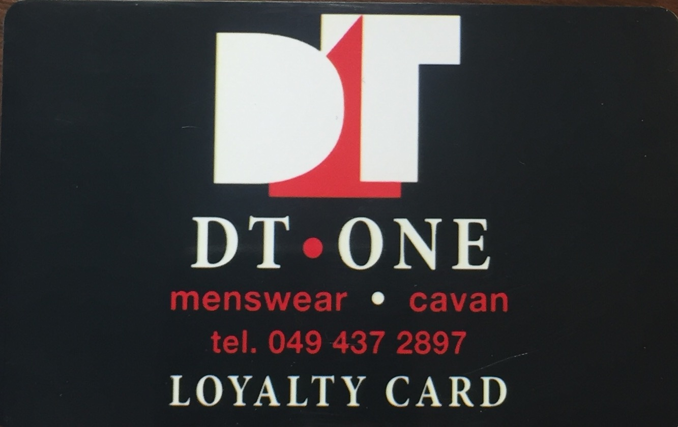 DT ONE Discount Card