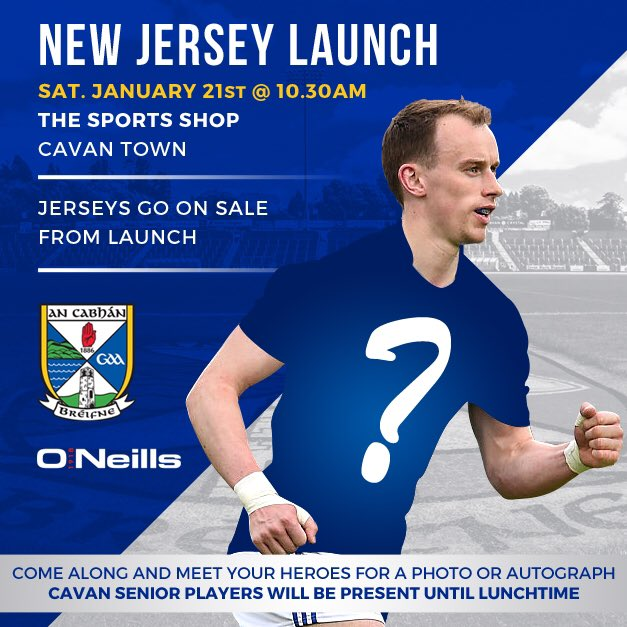 New Jersey Launch this Saturday