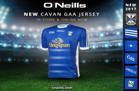 New Cavan Jersey