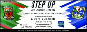 Allianz Football Lge v Mayo – Ticket Info