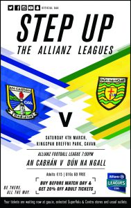 Ticket & Parking Info for Donegal Game
