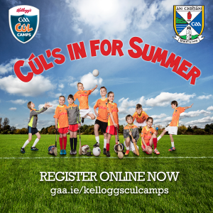 Week 4 of Kelloggs Cúl Camps
