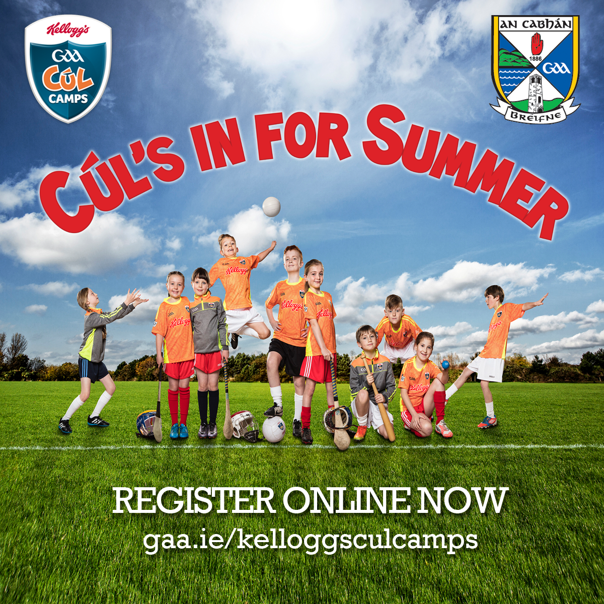 Week 5 of Kelloggs Cúl Camps