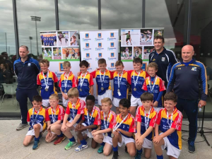 St. Patrick's take Silver at Community Games Finals