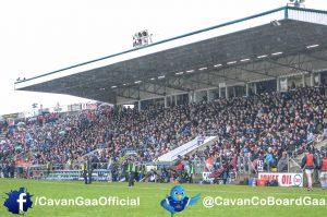 Cavan Allianz League Fixtures 2018