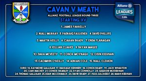 Team News: Senior team to play Meath