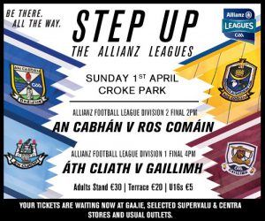 Ticket Information for Sunday's Allianz League Final