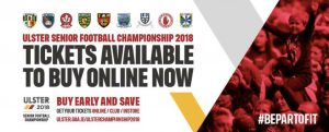 USFC Donegal v Cavan: Ticket Information