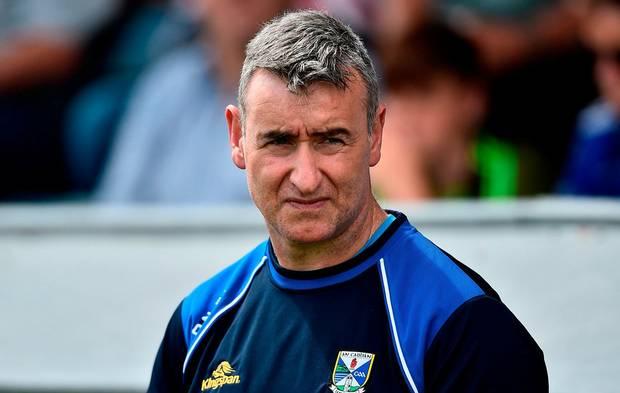 Mattie McGleenan calls time on his term as Cavan manager