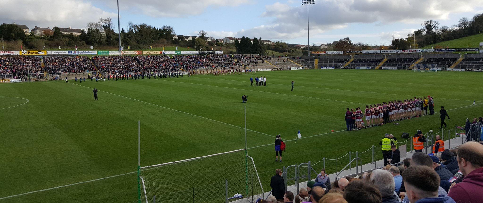 Match Report: Castlerahan make history in claiming Hotel Kilmore Senior Football Championship