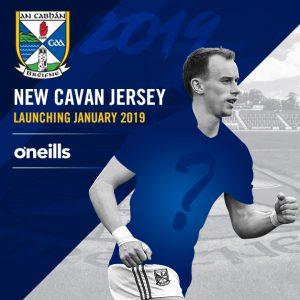 Cavan Jersey 2019