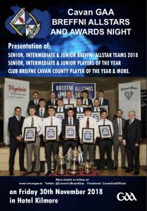 Breffni Allstars & Awards