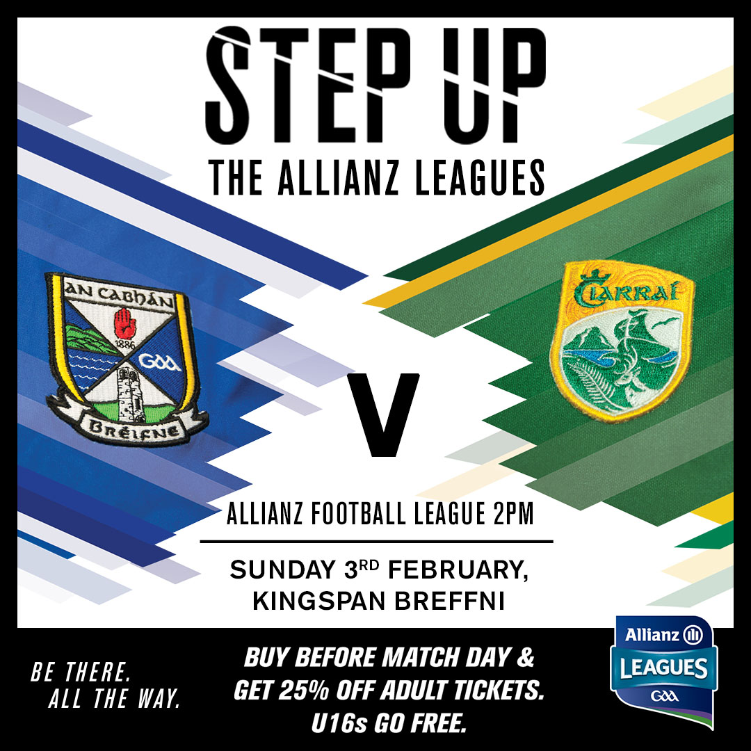 Ticket Information for Kerry Game